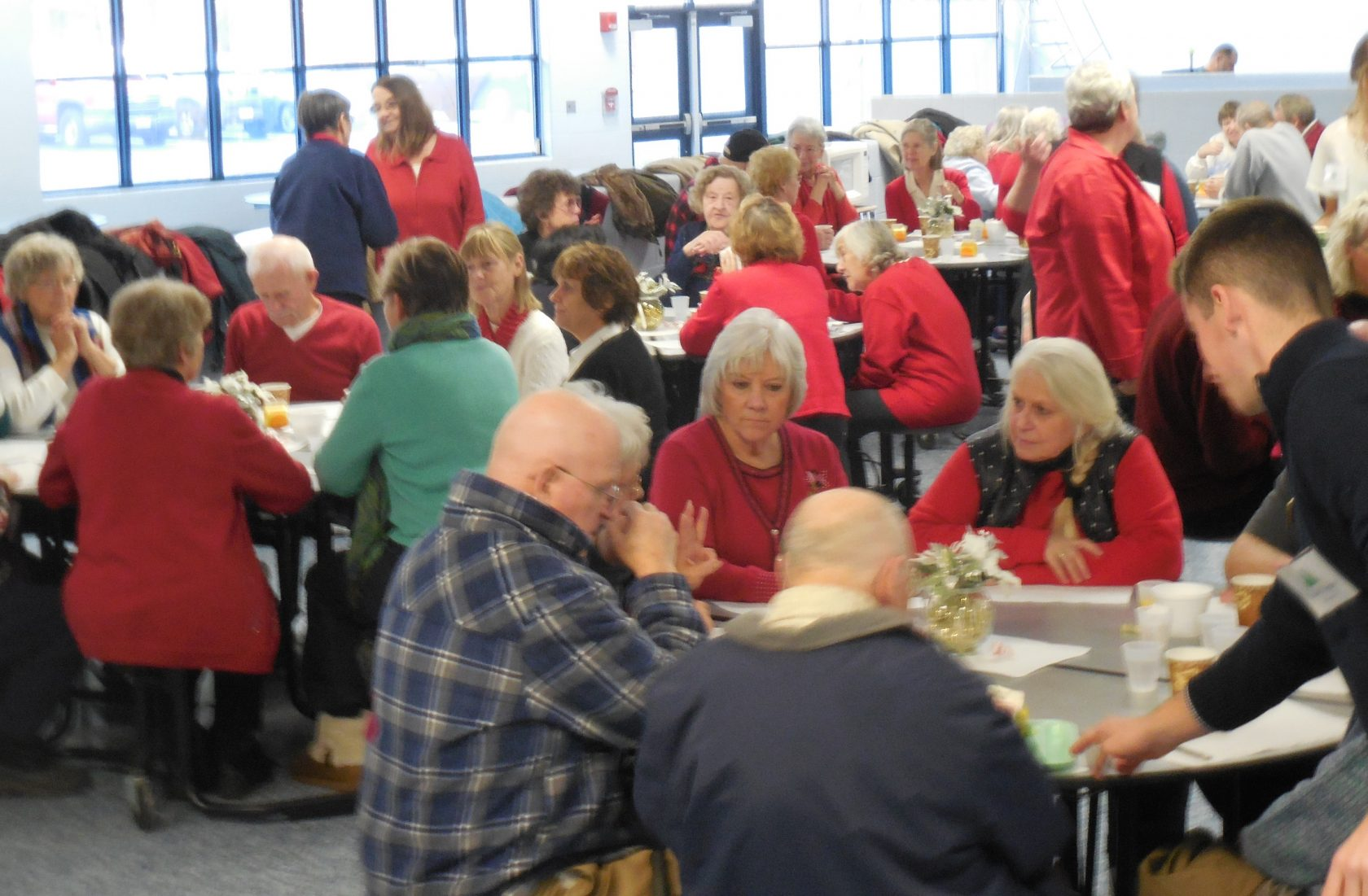 25th annual Senior Citizen Brunch and Concert held at Gateway