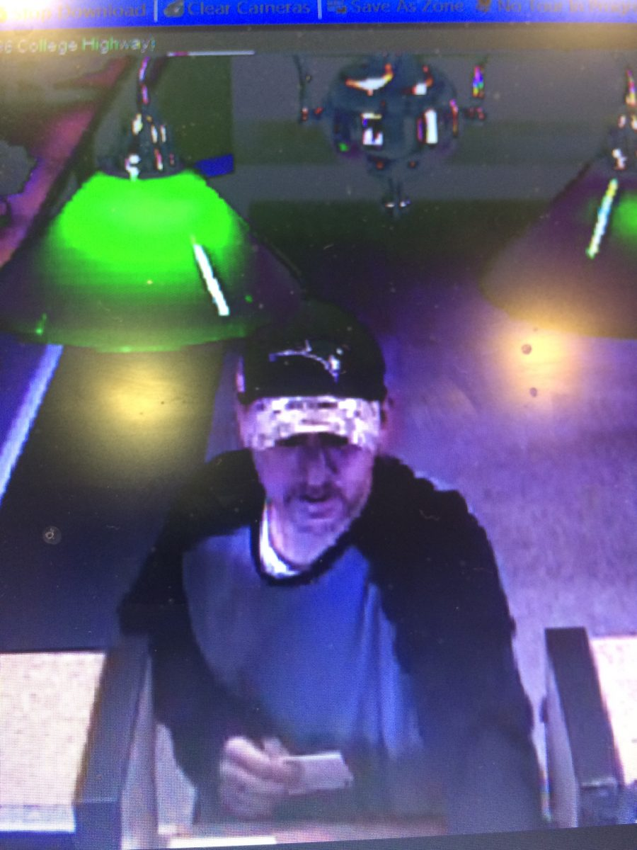 Bank robbery under investigation by Southwick Police