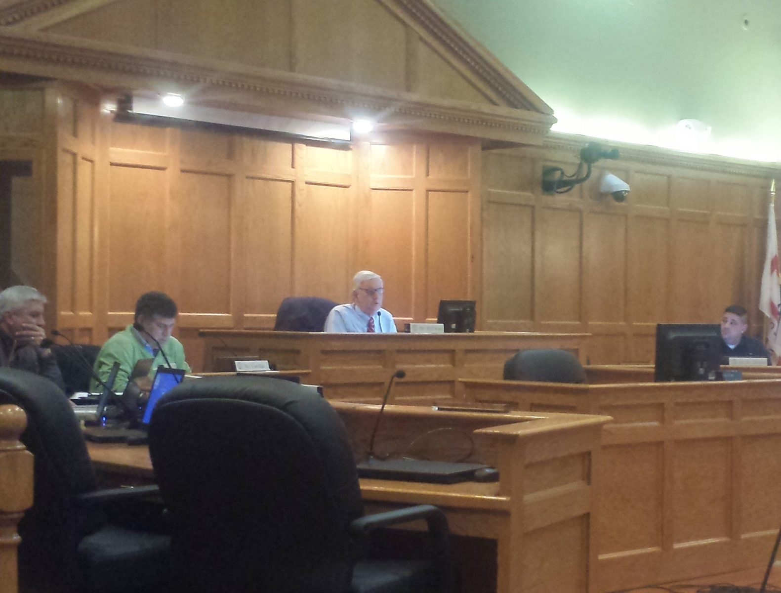 Planning board decides on Roots–again