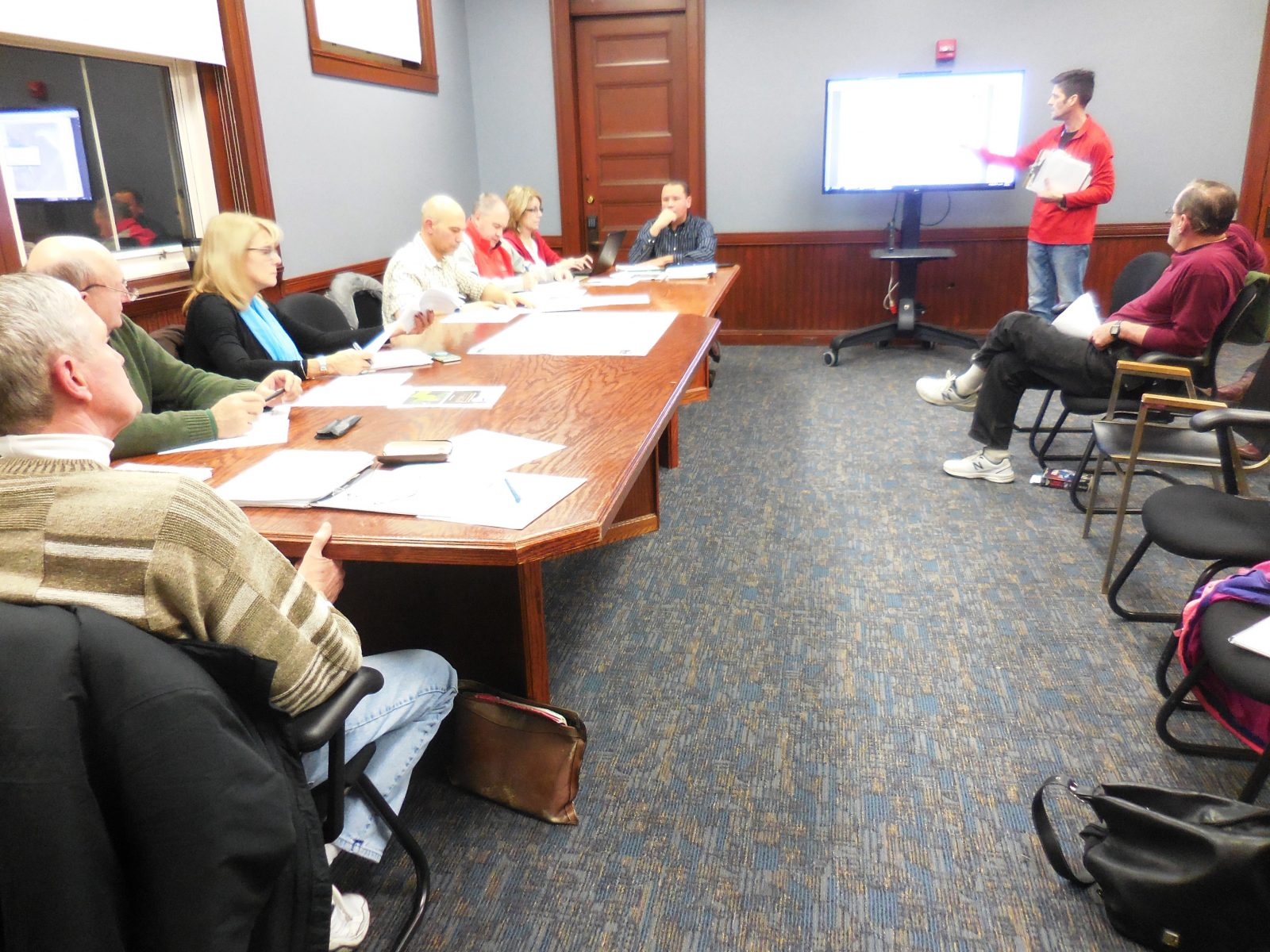 Community Preservation Committee reviews open space proposals