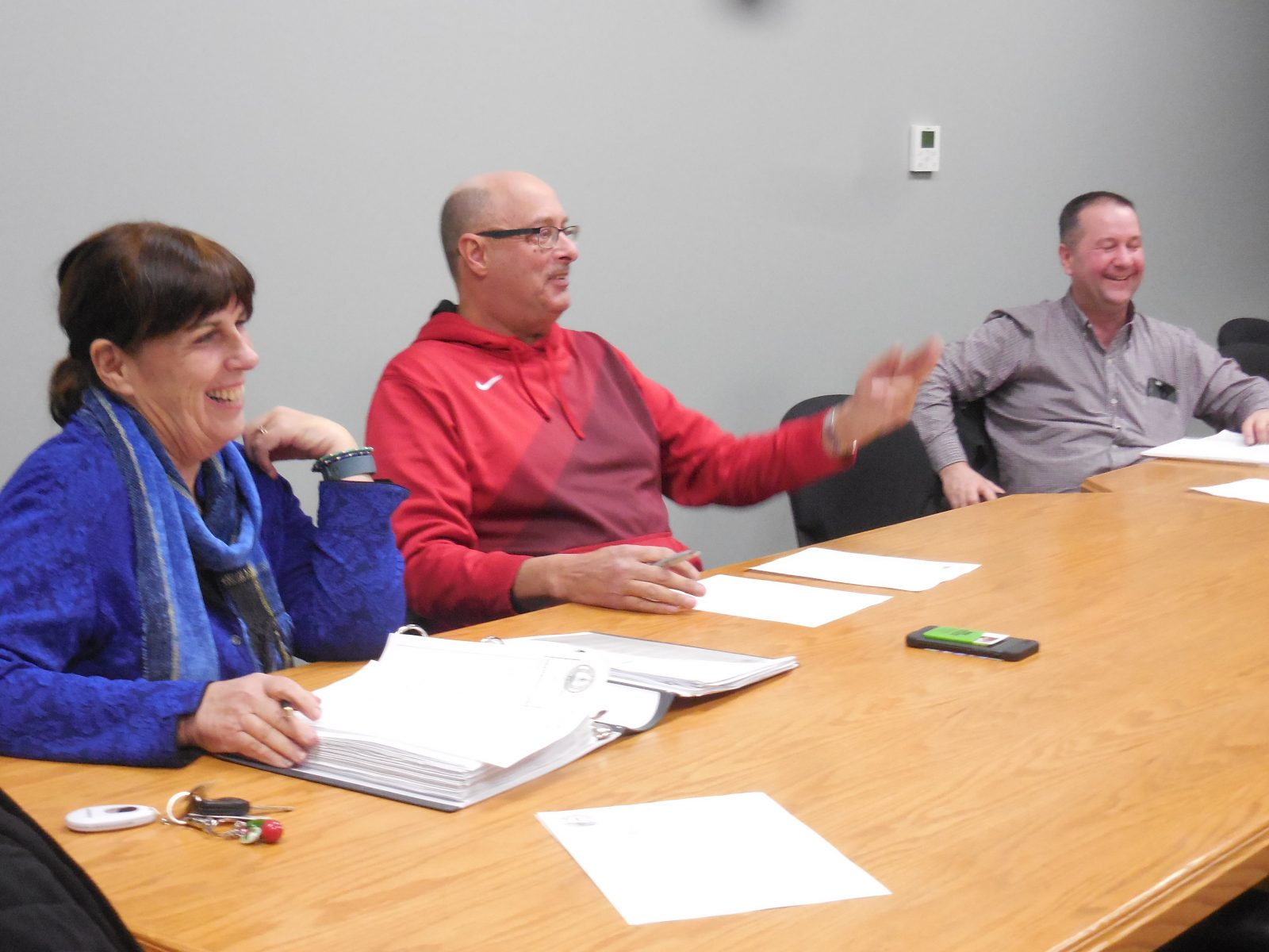 L&O recommends step increases for City Council salaries