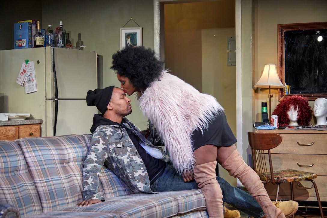 """Review: """"Sunset Baby"""" at TheaterWorks"""