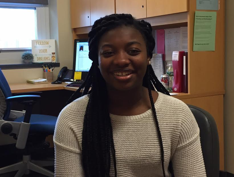 Eighth grade student selected for Project 351