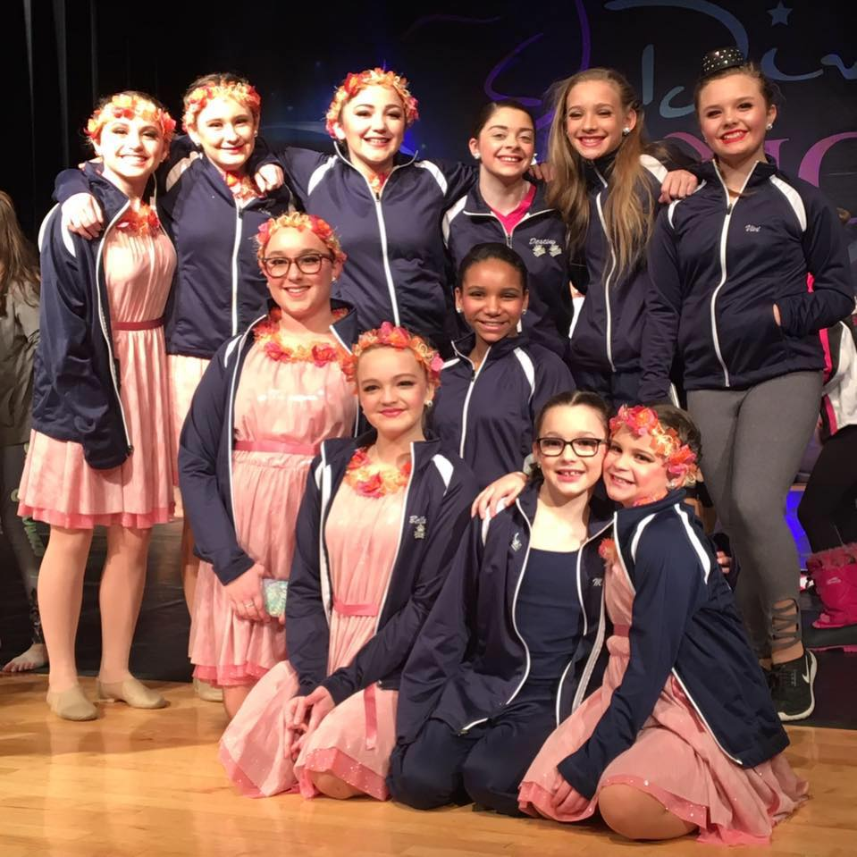 Boys and Girls Club dance team wins big