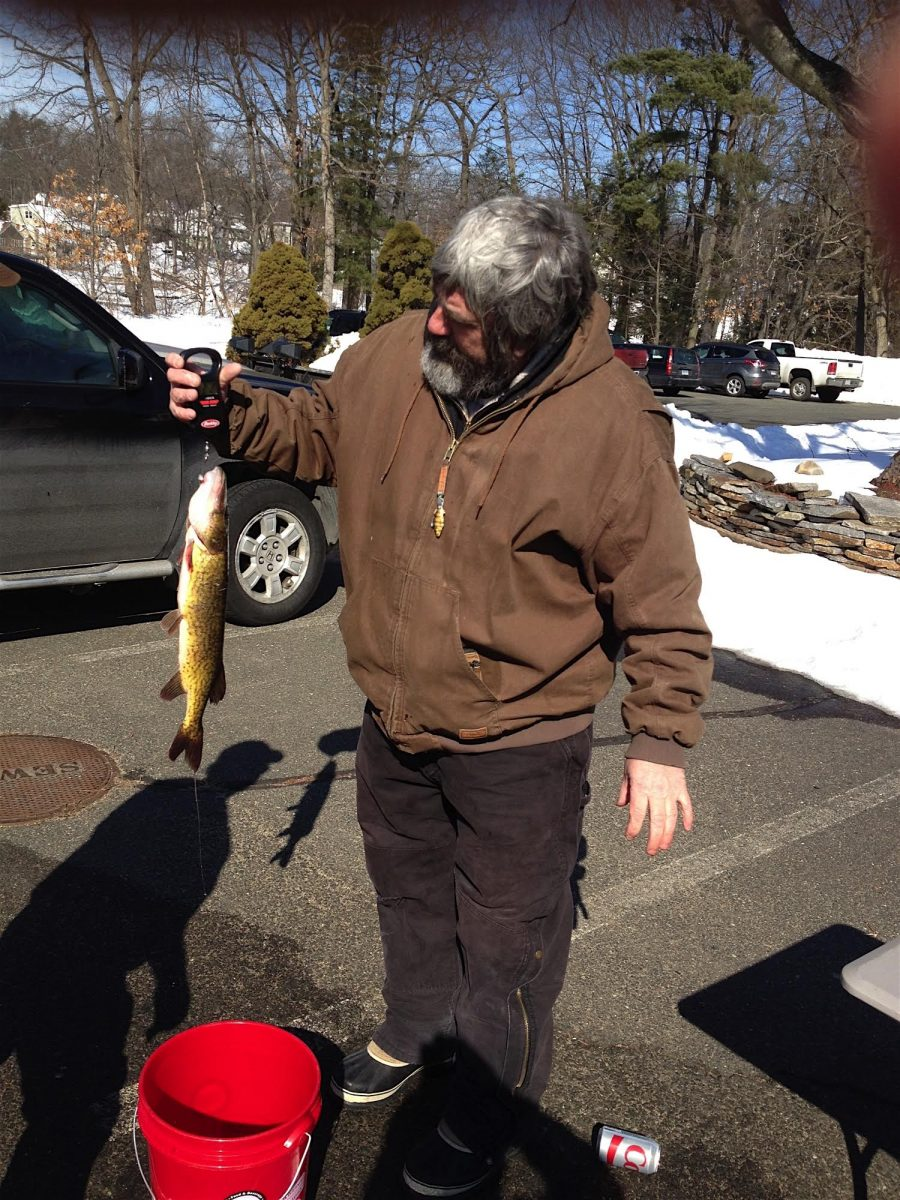 North Pond Ice Fishing Derby was an all around success