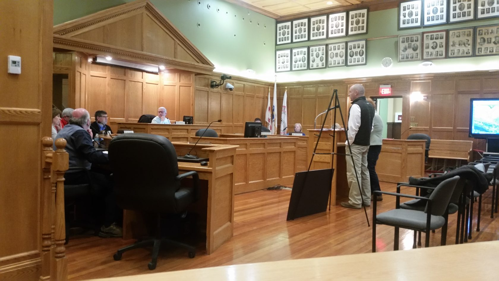 Planning board has a newly vacant position