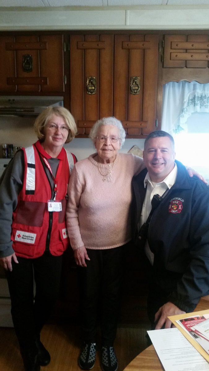 Local organizations help to improve senior safety