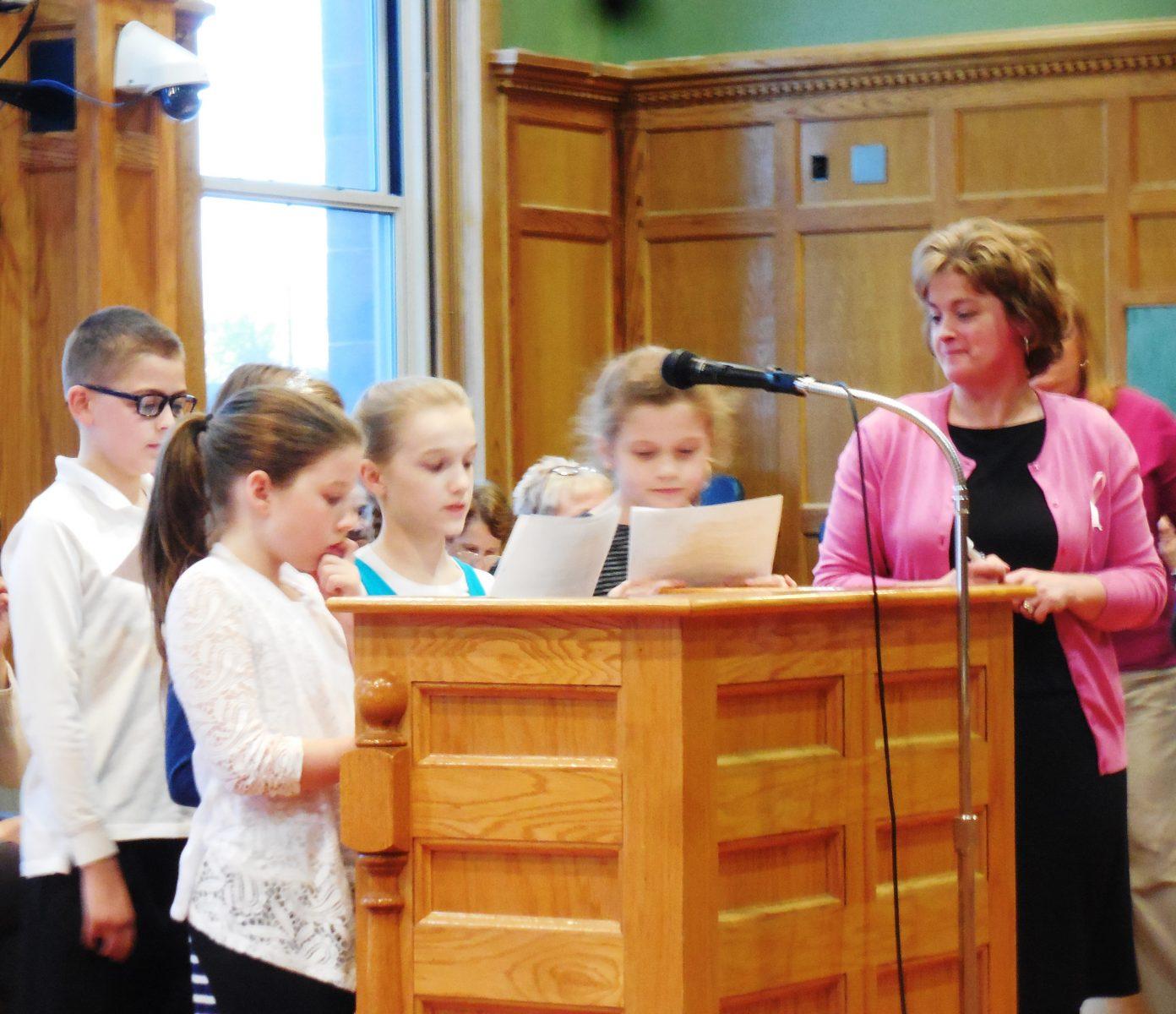 School Committee hears State of the School presentations