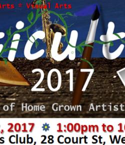 Artists Preparing For Articulture Westfield 2017
