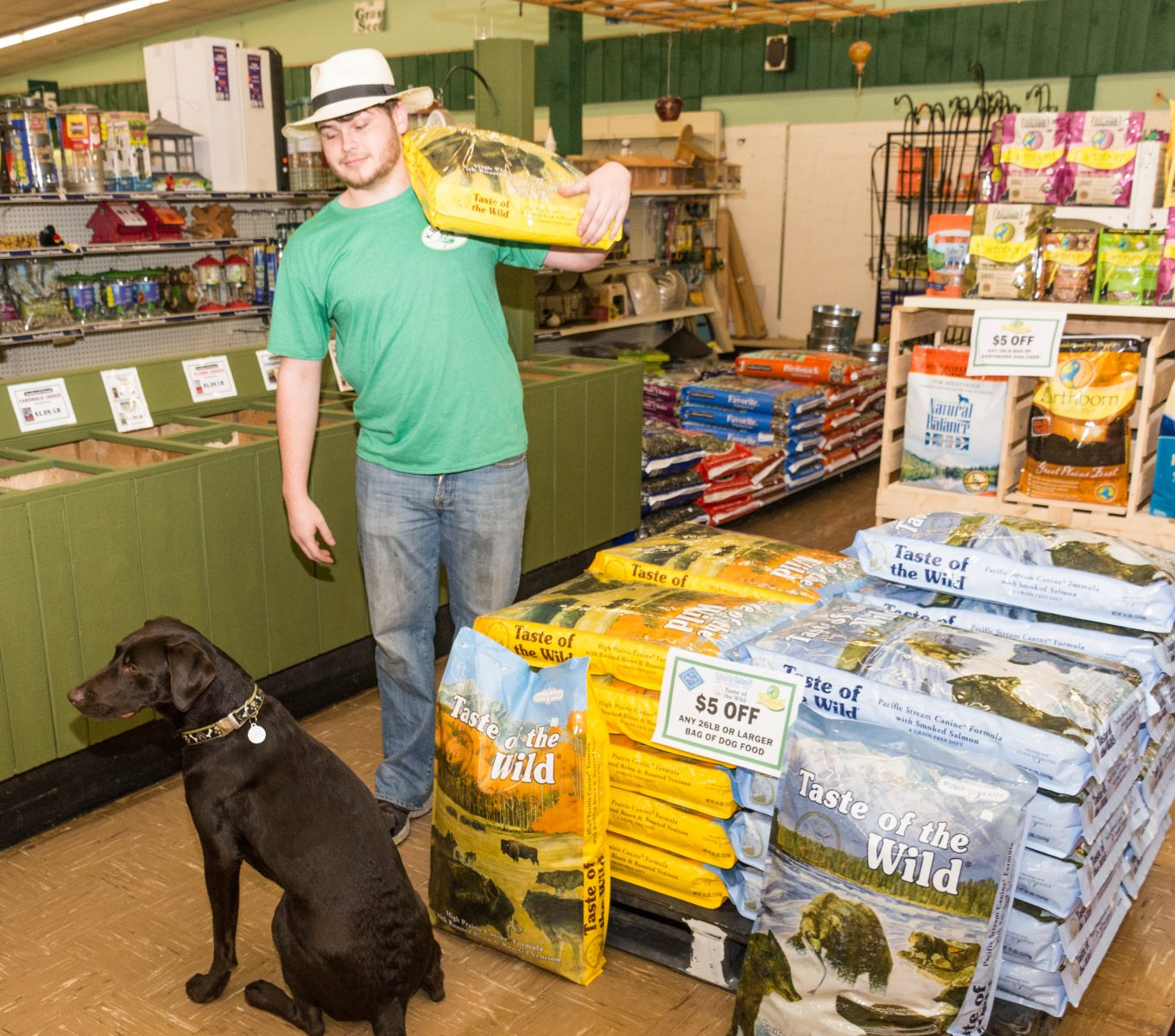 Kelly's Home and Garden is getting ready for your springtime needs