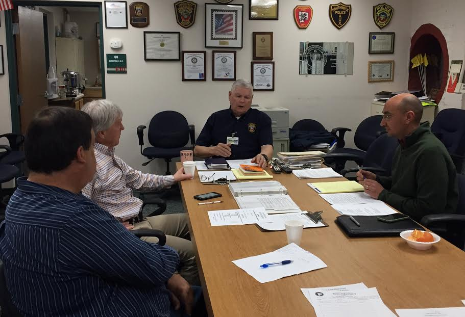 Local Emergency Planning Committee prepares for open house