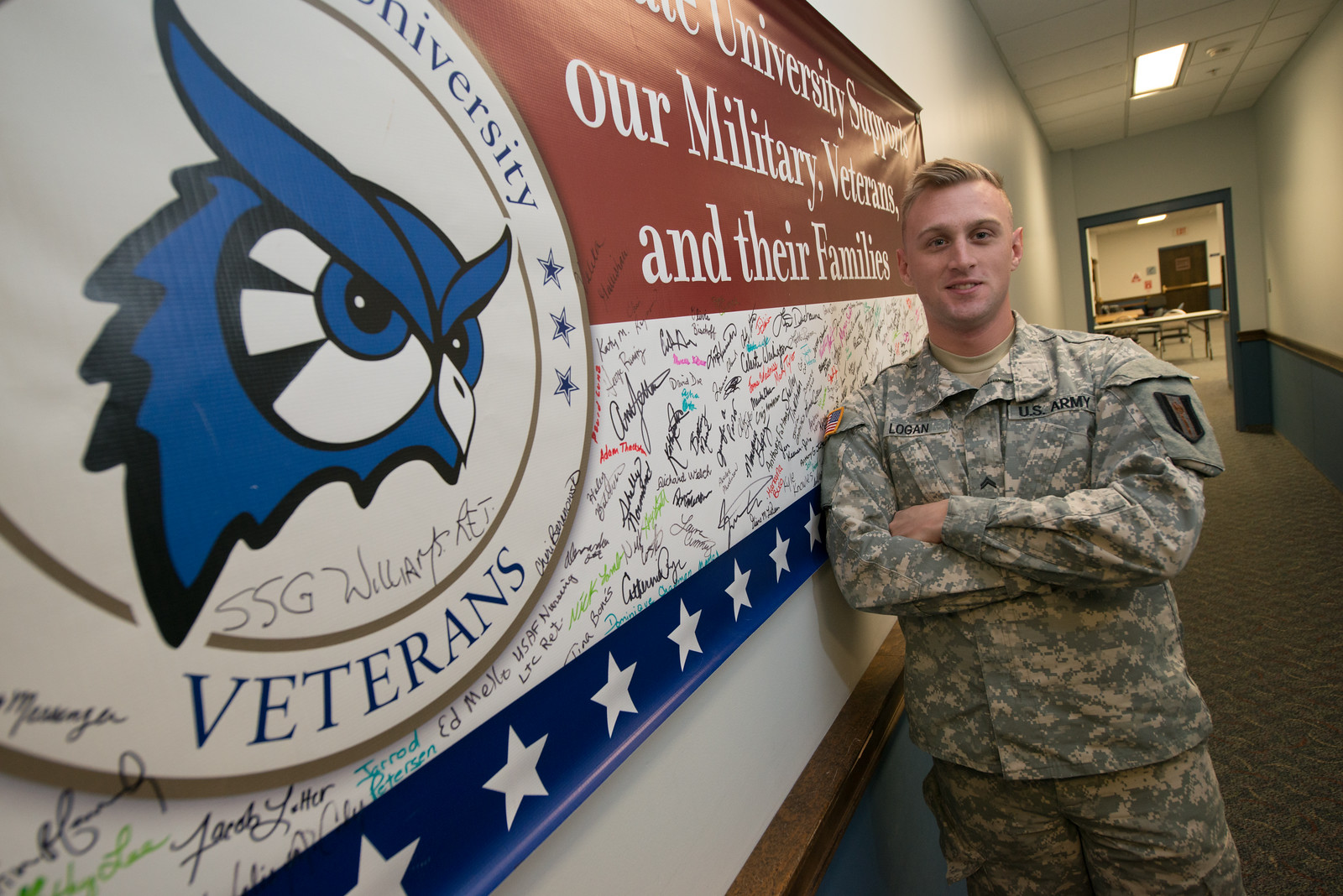 Westfield State University Kicks Off Military Appreciation Month With A Grand Opening For Its Military Community Excellence Center