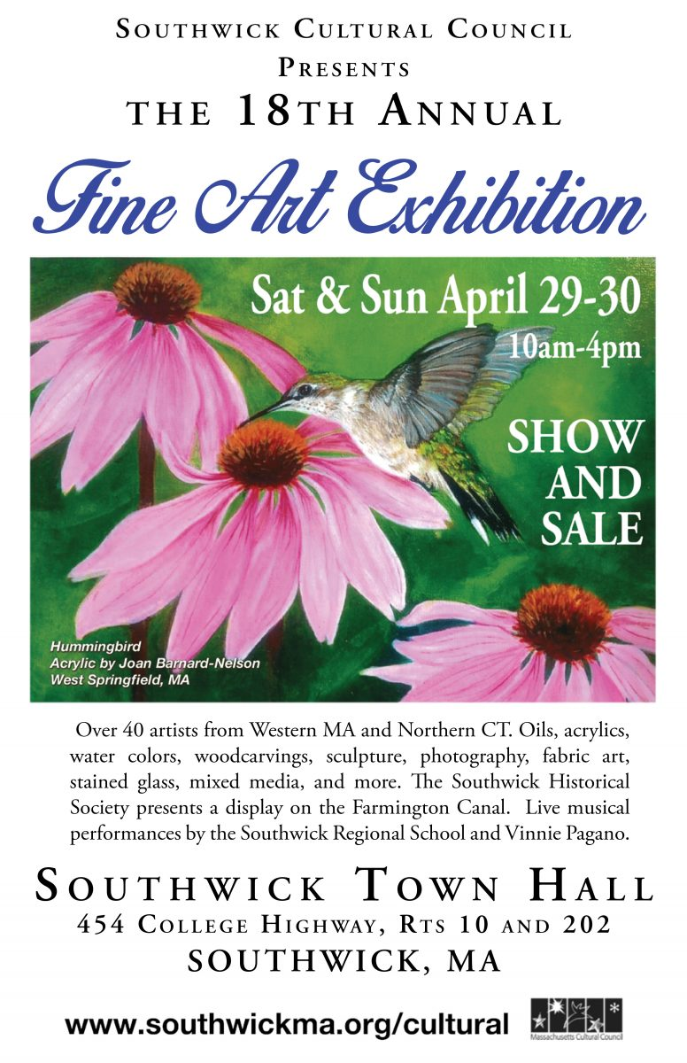 Annual art show this week