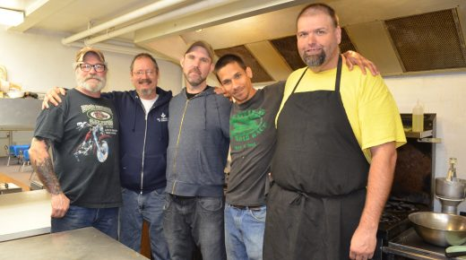 Masons Building Relationships With Community Breakfasts