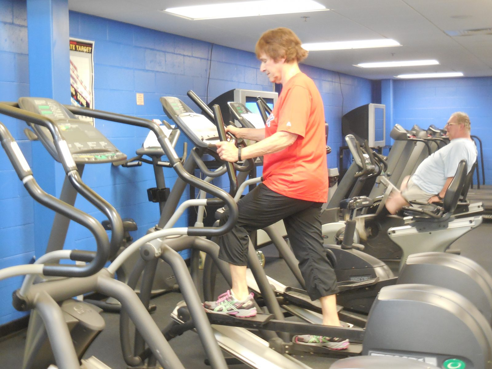 Changes coming to Hilltown fitness center