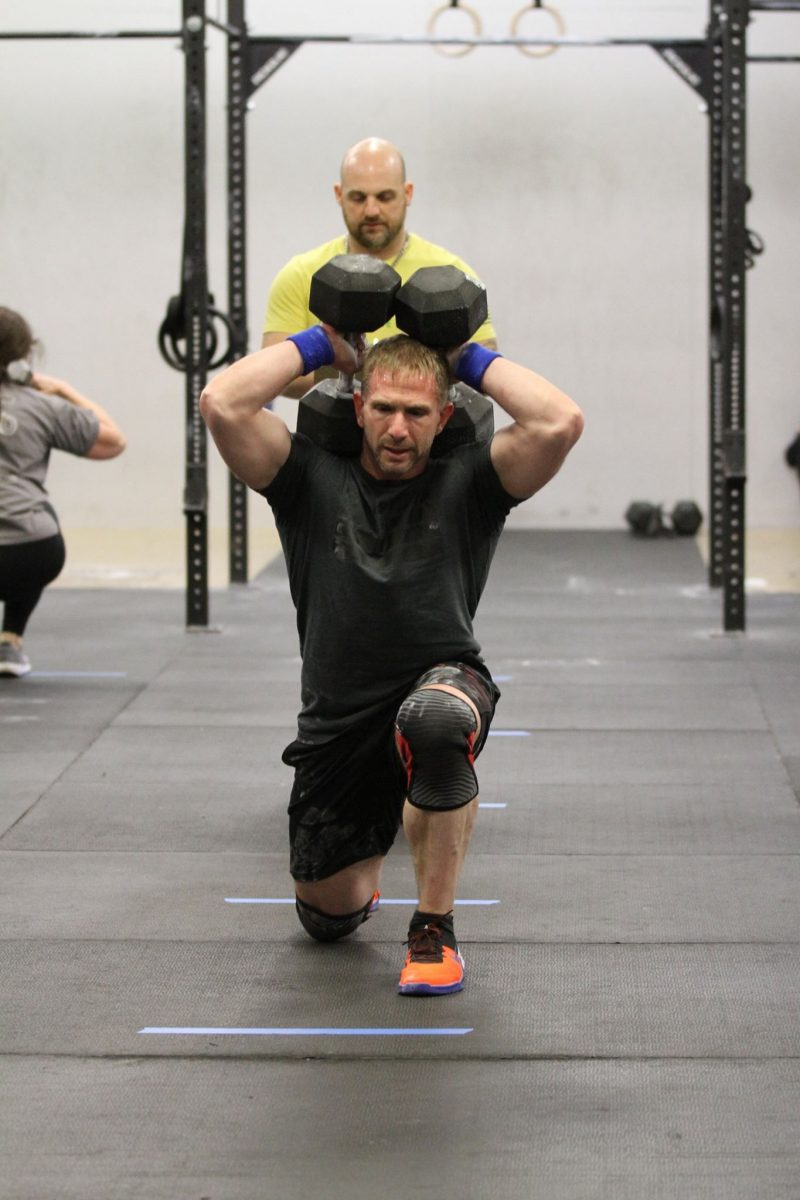 Westfield firefighter praises CrossFit for helping save his career