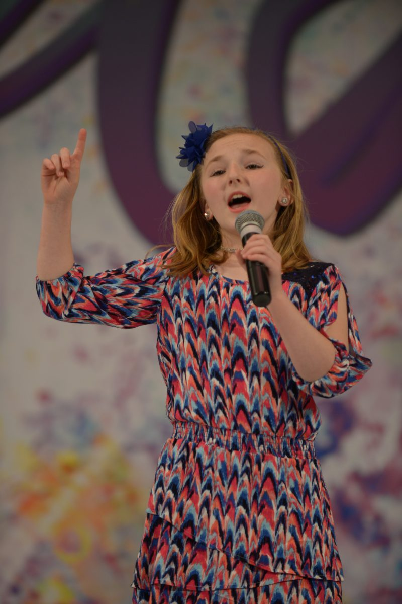 10-year-old Westfield girl to perform benefit concert with Dan Kane and Friends