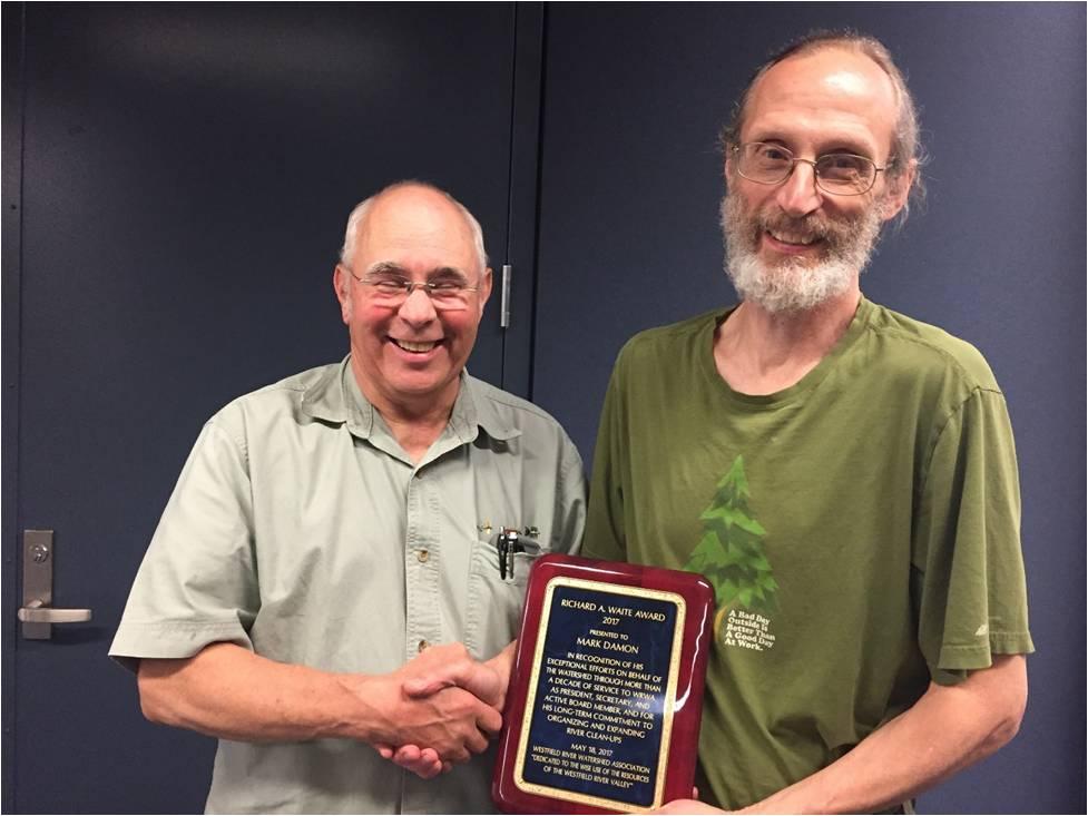 WRWA Honors Mark Damon For Environmental Leadership