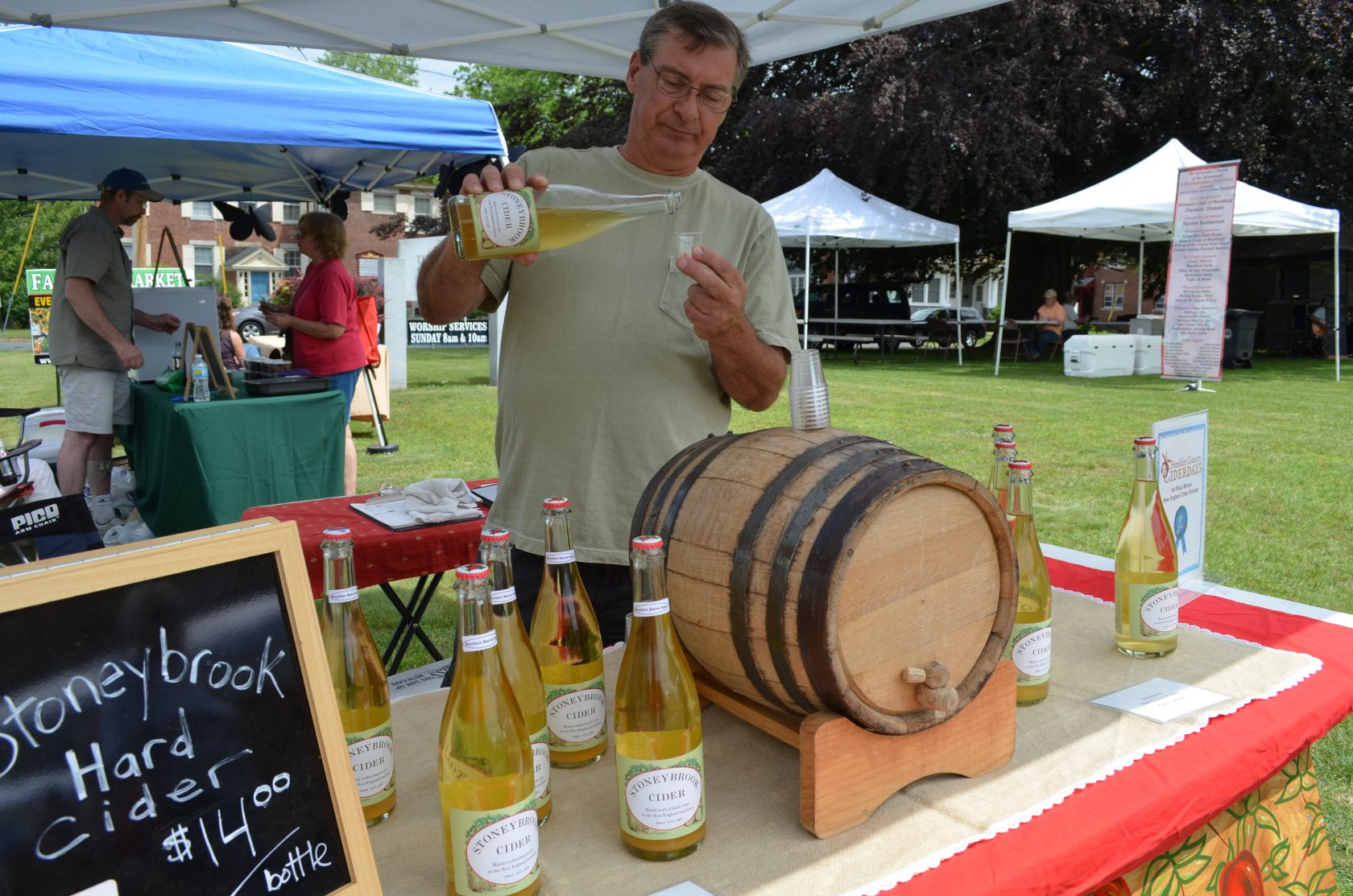 31 Vendors Expected At Farmers' Market