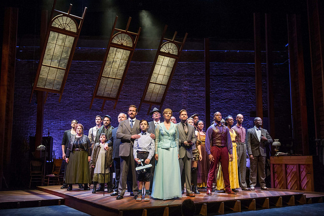 "Review: ""Ragtime"" at Barrington Stage"