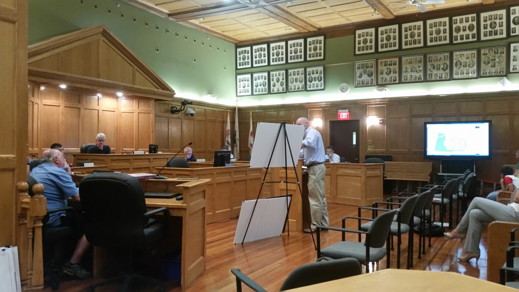 Planning board decides fate of Southampton Road development