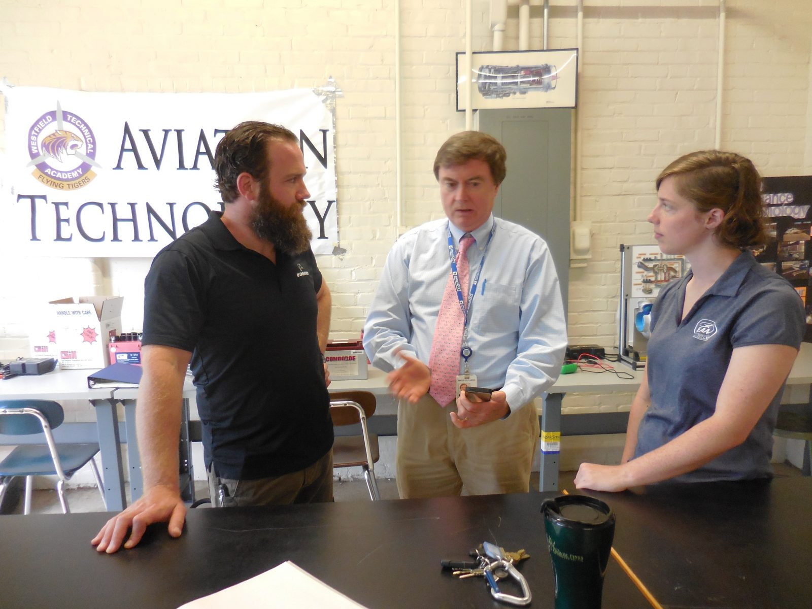Westfield Tech Aviation students will have presence at International Air Show