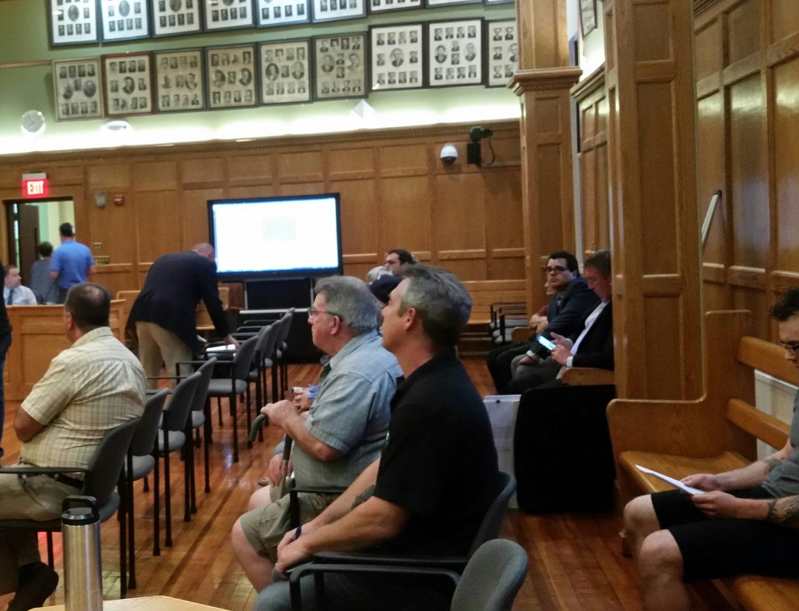 Planning board hears Dollar General proposal