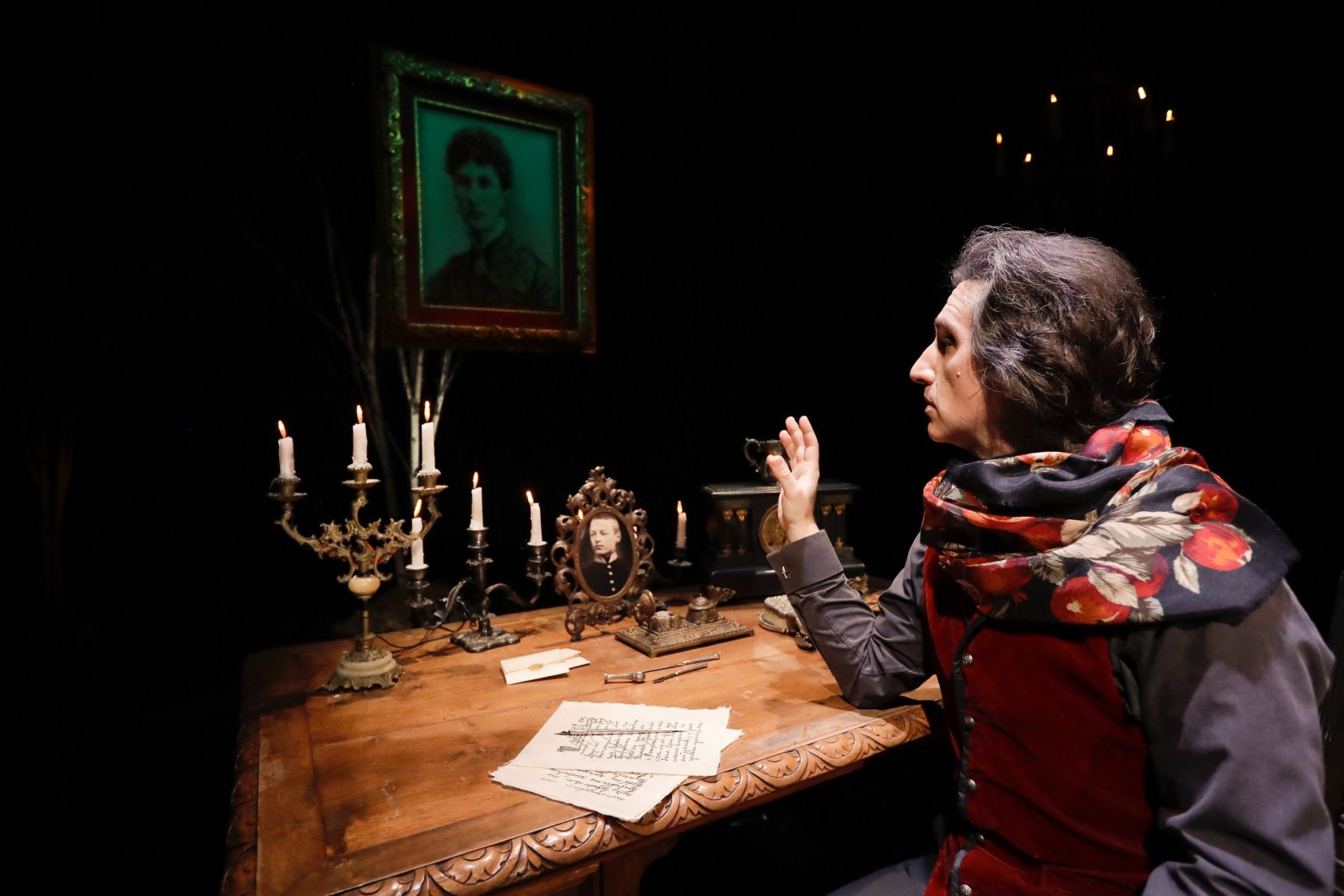 """Review: """"Our Great Tchaikovsky"""" at Hartford Stage"""