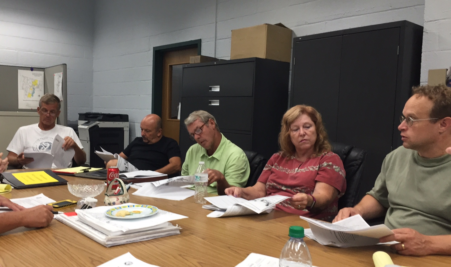 Lake Management committee discusses harbormaster position