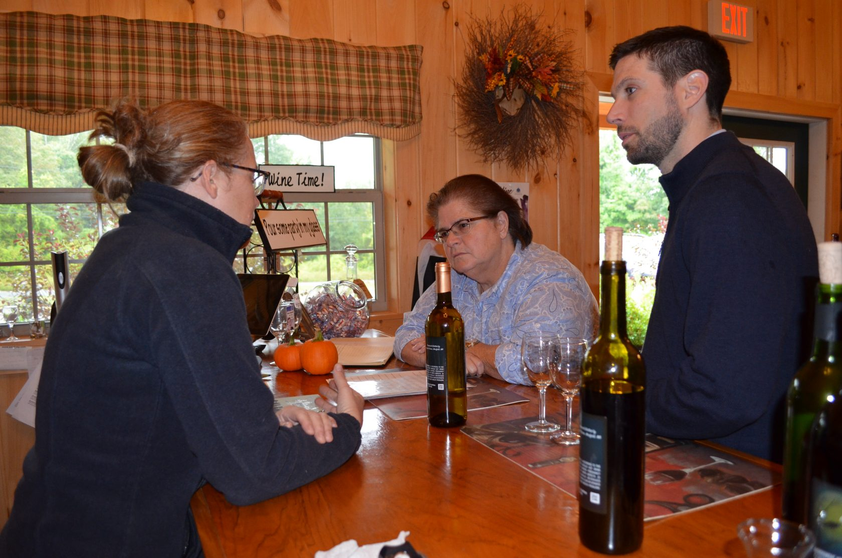 Wine tasting will support Athenaeum's renovation project