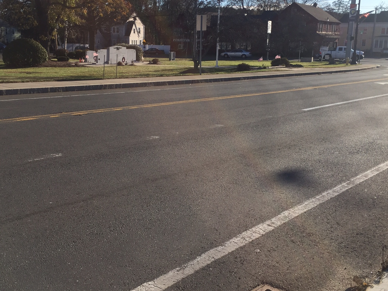 Town addressing road safety issue with state
