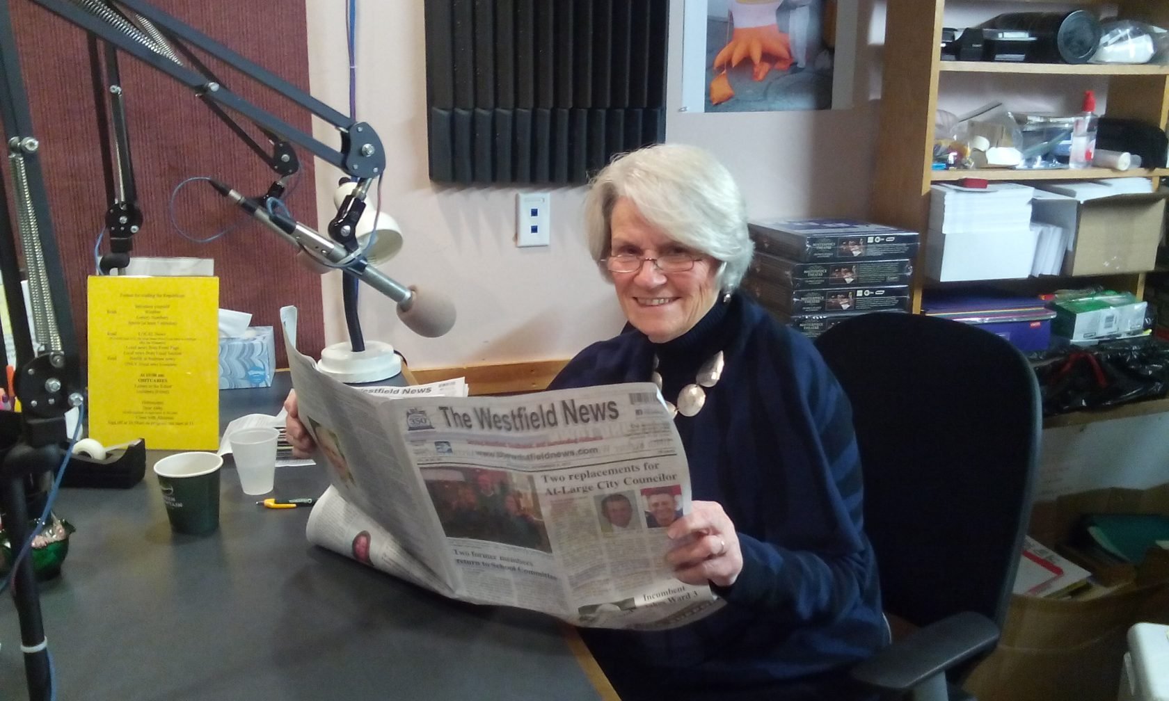 Valley Eye Radio keeps visually impaired residents abreast of local news