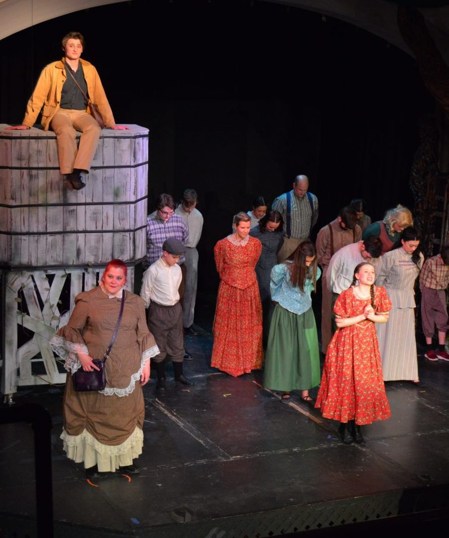 Westfield High: Westfield Theatre Group Prepares To Show 'Tuck Everlasting