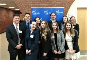 Whs Future Business Leaders Of America Compete In State Competitions The Westfield News April 15 2019