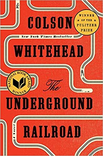 Underground Railroad book cover