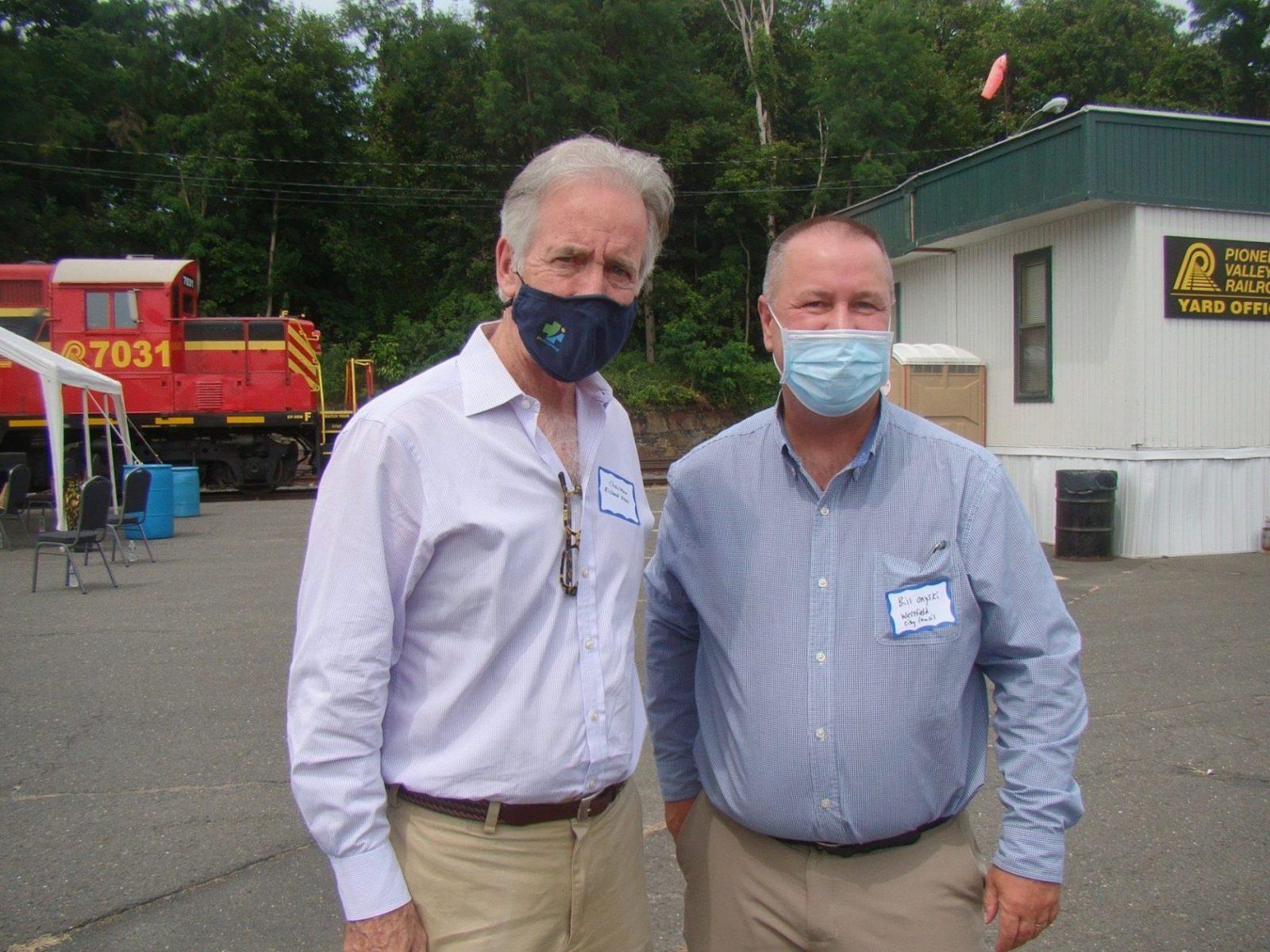 Richie Neal and Bill Onyski