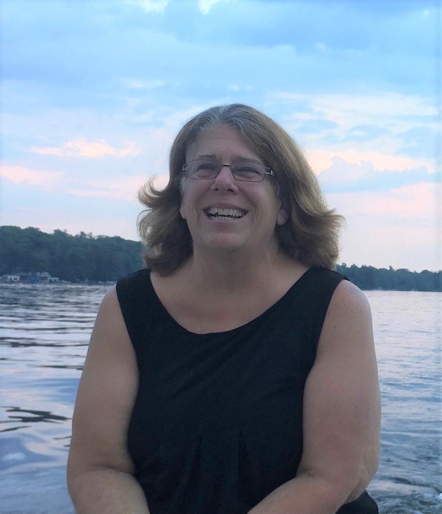 CORE Coordinator Kathi Cotugno