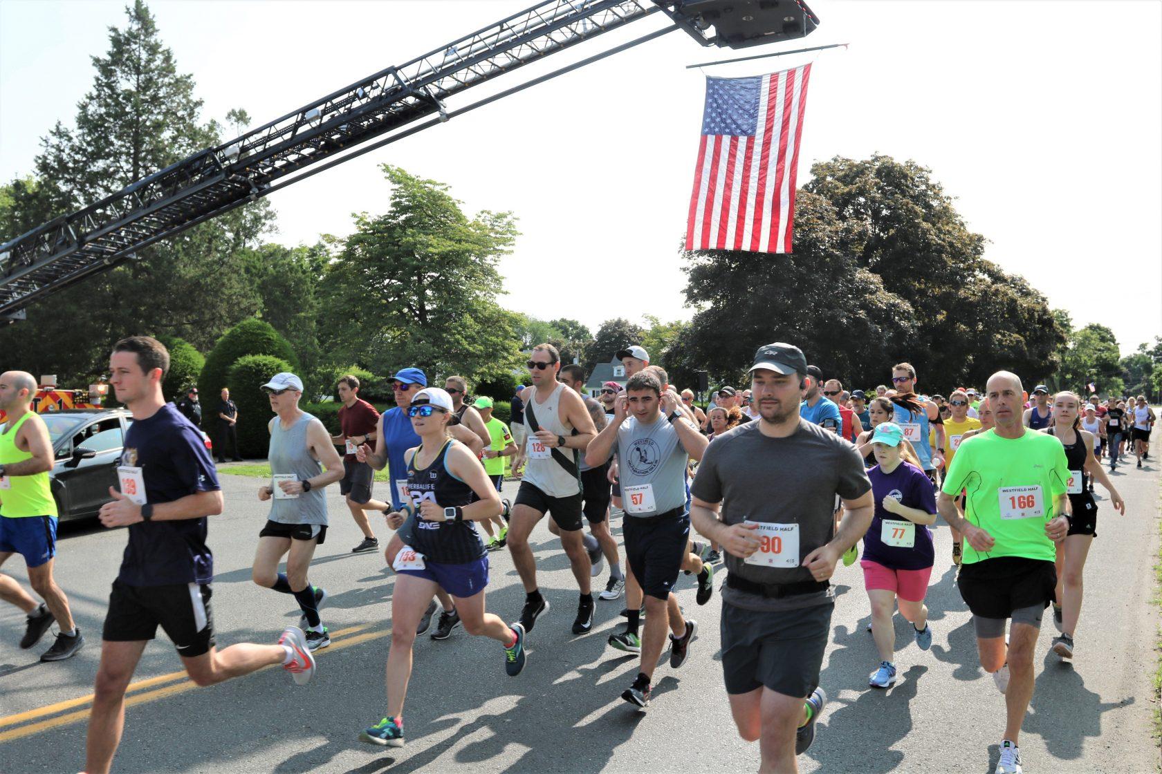 Westfield Half Marathon start (2)